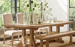 Stafford Reclaimed Extending Dining Tables
