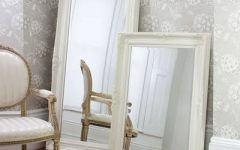 French Floor Standing Mirrors