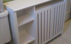 Radiator Cover Shelf Unit