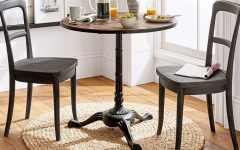 Rae Round Pedestal Dining Tables