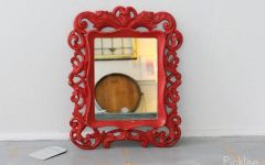 Small Baroque Mirrors