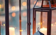 Outdoor Candle Lanterns for Patio
