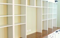 Build Bookcase Wall