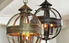 Victorian Hotel Pendant Lights