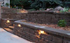 Outdoor Retaining Wall Lighting