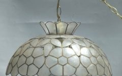 Shell Lights Shades Pendants