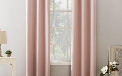 Riley Kids Bedroom Blackout Grommet Curtain Panels
