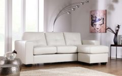 Ivory Leather Sofas