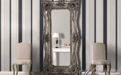 Large Rococo Mirrors