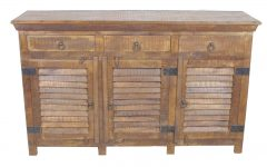 Drummond 3 Drawer Sideboards
