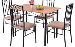 Rossi 5 Piece Dining Sets