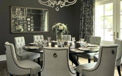 Elegance Large Round Dining Tables