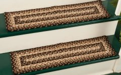 Braided Stair Tread Rugs
