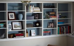 Whole Wall Shelves