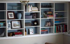 Whole Wall Shelves