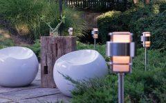 Hinkley Lighting for Modern Garden
