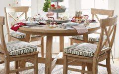 Seadrift Toscana Pedestal Extending Dining Tables