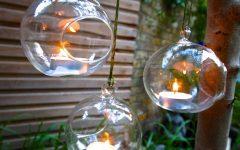 Outdoor Hanging Tea Lights