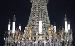 Antique French Chandeliers