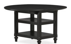 Mahogany Shayne Drop-leaf Kitchen Tables