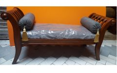 Backless Chaise Sofa