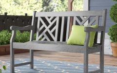 Shelbie Wooden Garden Benches