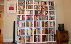 Free Standing Book Shelf