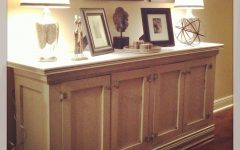 Sideboards and Buffet Tables