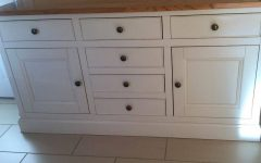 Cream Kitchen Sideboard