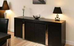 Black Sideboard Cheap