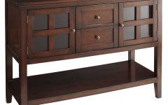 Long Narrow Sideboard