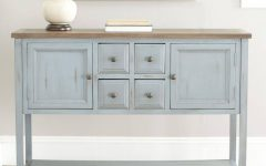 Solid Wood Sideboards and Buffets