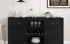 Black Buffet Sideboards