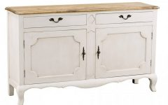 White Distressed Sideboards