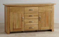 Oak Furniture Land Sideboards