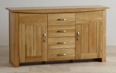 Natural Oak Sideboards