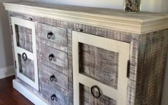 Rustic Buffet Sideboards
