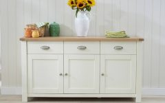 Cream Oak Sideboards