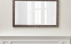 Oblong Wall Mirrors