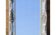 Silver Gilded Mirrors