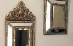 Antique Small Mirrors