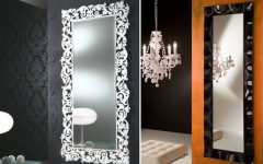 Decorative Long Mirrors