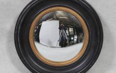 Small Round Convex Mirrors
