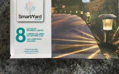 Solar Garden Lights at Costco