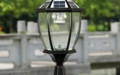 Outdoor Post Lanterns