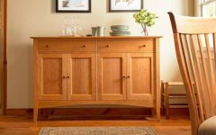 Wood Sideboards