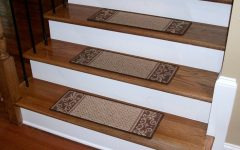 Brown Stair Treads