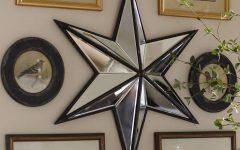 Star Wall Mirrors