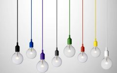 Bare Bulb Pendant Lights