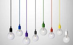 Bare Bulb Pendant Lights